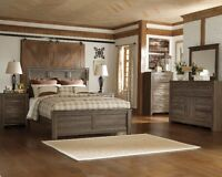 Ashley furniture bedroom set priced to move