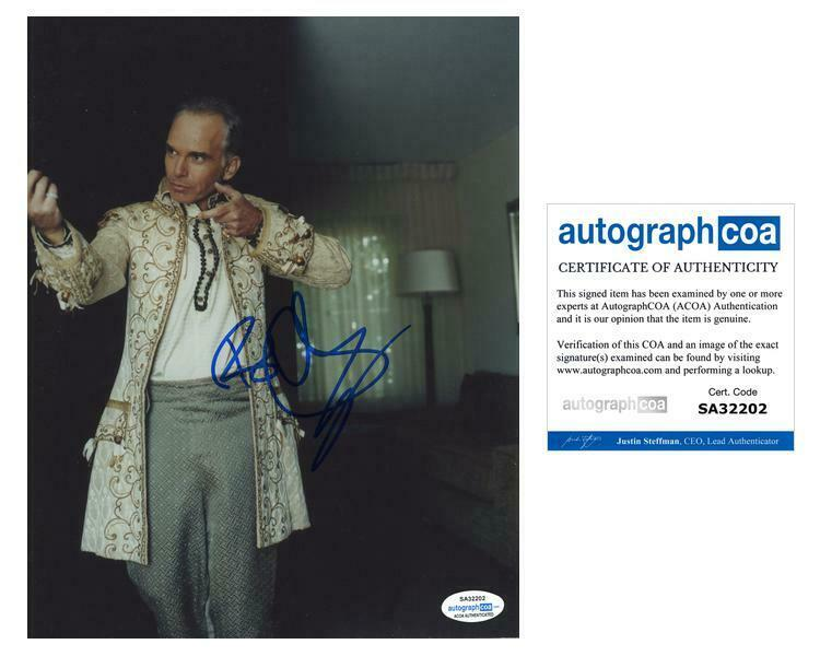 "Billy Bob Thornton ""Goliath"" AUTOGRAPH Signed 8x10 Photo ACOA"