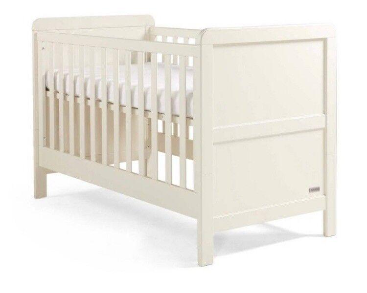 Mamas Papas Sienna Three Piece Nursery Furniture Set In Cream Exeter Devon Gumtree