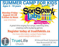 Summer Camp for Kids