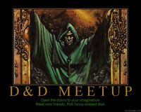 Seeking Dungeons and Dragons Players