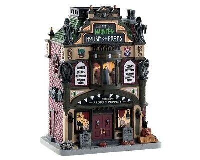 LEMAX - The Haunted House of Props / Halloween Spookytown Spooky Town