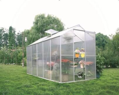 NEW ALUMINIUM POLYCARBONATE  GREENHOUSE 6*10 FT Heidelberg West Banyule Area Preview