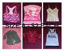 Ladies size 6 8 10 clothing starting at $2 new & used assorted prices Palmwoods Maroochydore Area Preview