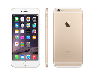 APPLE IPHONE 6 PLUS 16 GB GOLD COLOUR UNLOCKED WITH ORIGINAL BOX