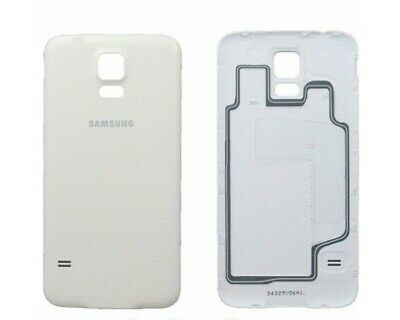 Tapa Trasera Para Samsung Galaxy S5 Blanco Blanca
