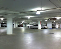 Heated , Underground, secured parking in building. King/Bathurst