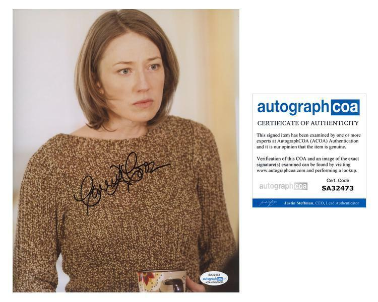 """Carrie Coon """"The Leftovers"""" AUTOGRAPH Signed 'Nora Durst' 8x10 Photo ACOA"""