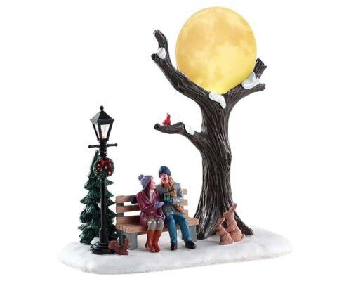 NEW LEMAX Christmas Moon #84359