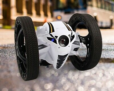 RC Bounce Car Remote Control Jumping Stunter 360° Spins 2.4GHz Real-Time (NWT)