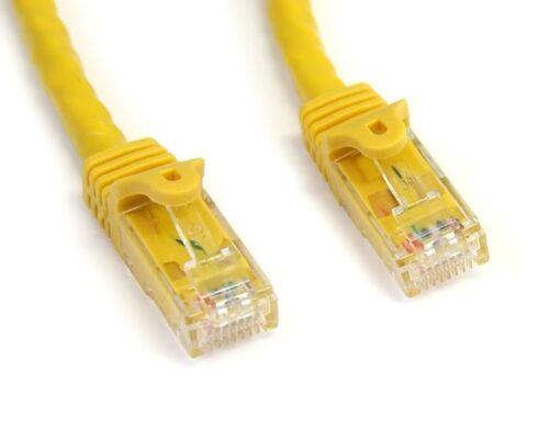 Startech .Com 4.57m Cat6 Patchkabel (Gelb)