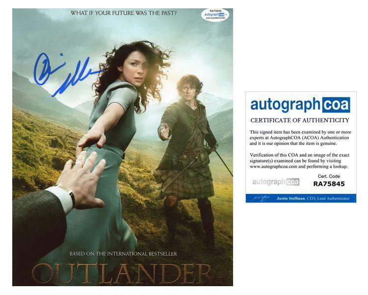 """Diana Gabaldon """"Outlander"""" AUTOGRAPH Signed 8x10 Photo B ACOA"""