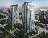 1 Plus Den or 2 Bedroom Unit Rent in Pinnacle Towers Mississauga