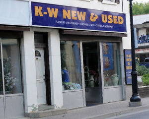 K-W NEW & USED: CLOSING SALE – 50% OFF ALL ITEMS