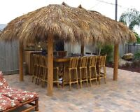Wanted - thatch for making a tiki hut