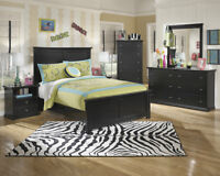 <<CANADA DAY SPECIAL>> ASHLEY 6PC BED ROOM FURNITURE ON SALE