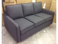 """John Lewis"" 3 Seater Sofa, New & Unused."