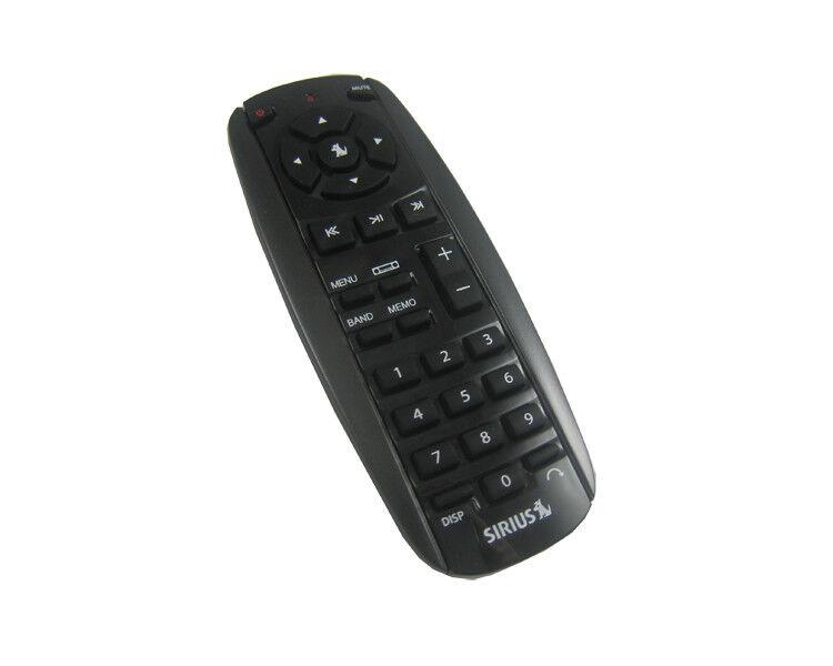 Sirius Universal Remote Control for Sportster, Starmate, & Stratus Radios