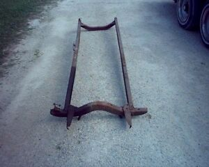 1927 1928 Model T Frame Wanted