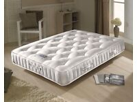 New Sprung Mattress.Delivery Offered