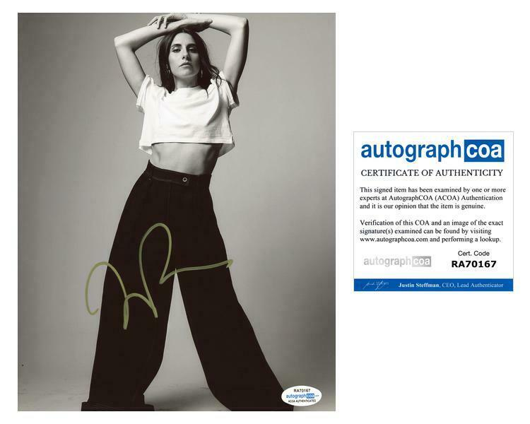 """Marianne Rendon """"Imposters"""" AUTOGRAPH Signed 8x10 Photo B ACOA"""