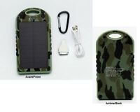 *Extreme* chargeur Solaire Iphone, USB**Solar charger USB *Tough