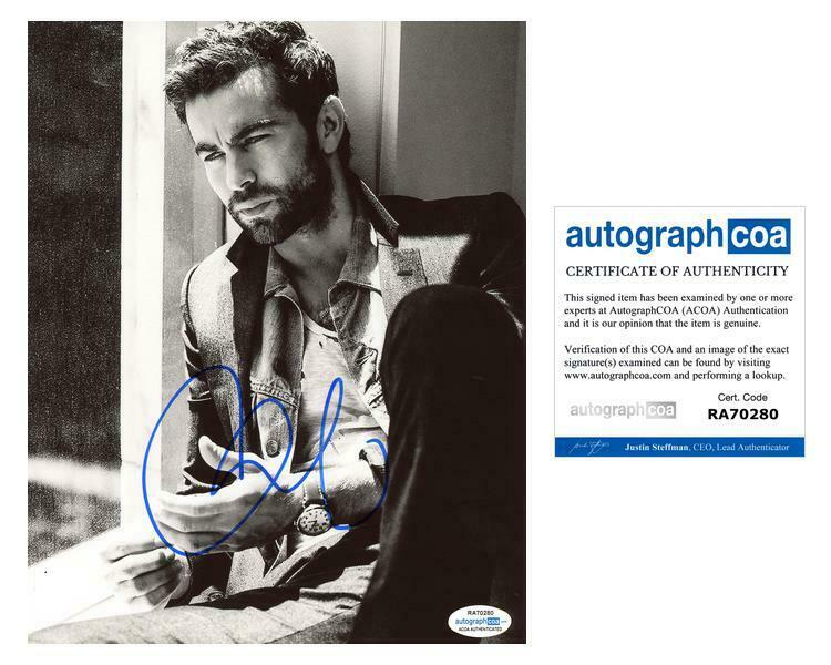 "Chace Crawford ""The Boys"" AUTOGRAPH Signed 8x10 Photo ACOA"