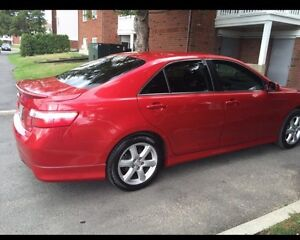 2007 camry  with safety and E test. Car proof is available too