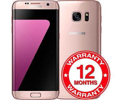 Samsung Galaxy S7 edge SM-G935F - 32GB - Rose Gold (Unlocked) Smartphone