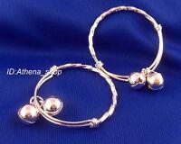 baby/child bell bracelet bangle---NEW