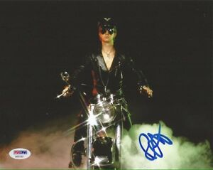 Rob Halford Autographed 8x10 Photo w/ COA! Windsor Region Ontario image 1