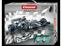 SCALEXTRIC F 1 RACE TRACK ..... NEW........WITH LOOP THE LOOP..... 2016
