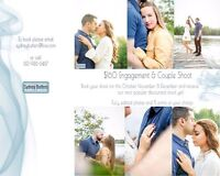 $160 Engagement / Couple Shoot Package