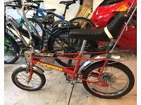 1972 MK2 Raleigh chopper