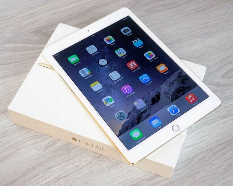 IPAD AIR 2 CELLULAR UNLOCKEDWIFI WHITE AND GOLD WITH WARRANTY UNTILL AUGUST 2017SMART COVERin Leicester, LeicestershireGumtree - IPAD AIR 2 CELLULAR UNLOCKED WIFI WHITE AND GOLD WITH WARRANTY UNTILL AUGUST 2017 SMART COVER FOR SALEAs good as new with original box ,charger and USB cable and case from day one have had this iPad in a case with a screen protector,as new no...