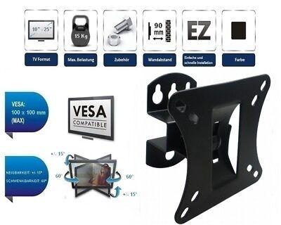 TV Monitor Wandhalterung Monitorhalterung C1 für Eizo 23 Zoll 24 Zoll universal ()