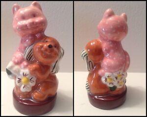 5 vintage, ceramic, Strawberry Shortcake figurines Kitchener / Waterloo Kitchener Area image 3