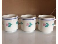 CUPS BY WICKLOW &a VALE