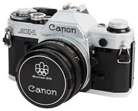 Wanted: Older Film Cameras