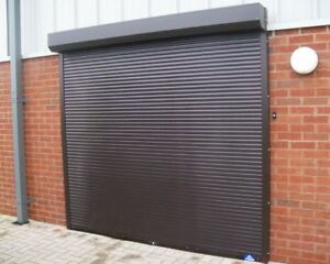 Roll Shutter and Security Roll Up Door