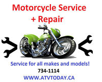 MOTORCYCLE SPRING TUNE UPS!