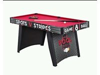 Kids 5ft pool table