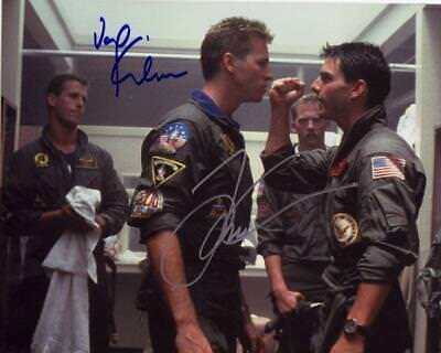REPRINT - TOP GUN Tom Cruise Autographed Signed 8 x 10 Photo Poster RP