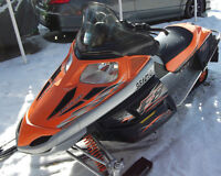 2007 Arctic Cat F8 LXR Excellent condition!