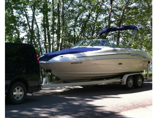 Used 2006 Sea Ray Boats 220 SUNDECK