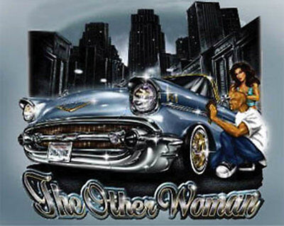 THE OTHER WOMAN CLASSIC CAR POSTER   MEDIUM 16