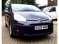 Citroen C4 Picasso,Diesel,Auto,70000 miles with full history,Hpi clear,mint condition