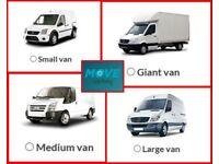 RELIABLE MAN AND VAN HOUSE REMOVALS SPECIAL OFFER INTERNATIONAL MOVES LARGE VAN PACKING SERVICE