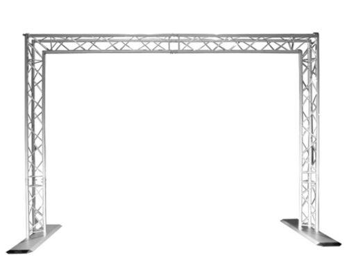 Chauvet Trusst QT-GOAL Post Kit 5.5 or 7.8 FT DJ Portable Lighting Truss System