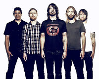 FOO FIGHTERS @ MOLSON AMP July 9 - 200 LEVEL HARD TICKETS